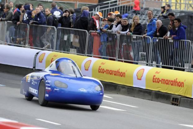 Geleceğin araçları Hollanda'da yarıştı! - Page 2