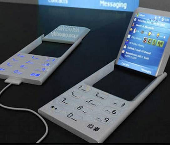 Geleceğin cep telefonlarını gördünüz mü? - Page 2