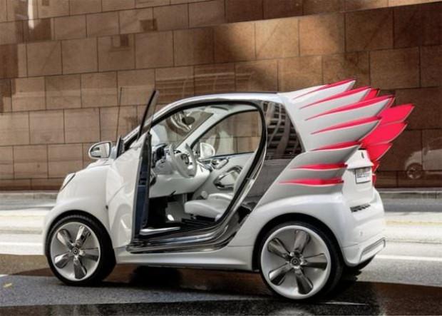Geleceğin çılgın araba tasarımları - Page 1