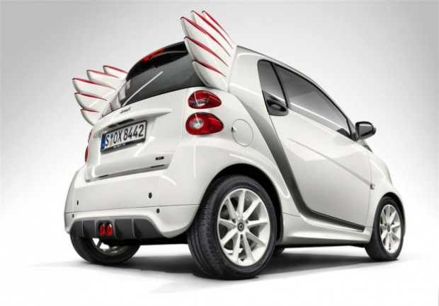 Geleceğin çılgın araba tasarımları - Page 2
