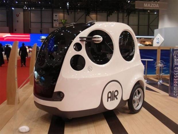 Geleceğin çılgın araba tasarımları - Page 3