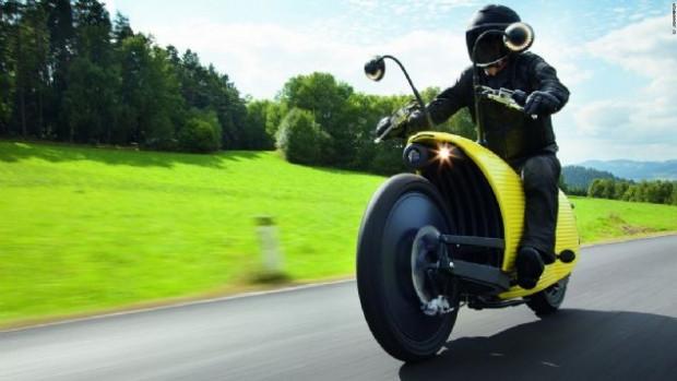 Geleceğin elektrikli motosikletleri - Page 2