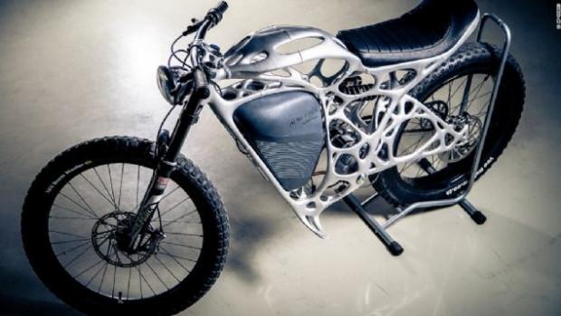 Geleceğin elektrikli motosikletleri - Page 4