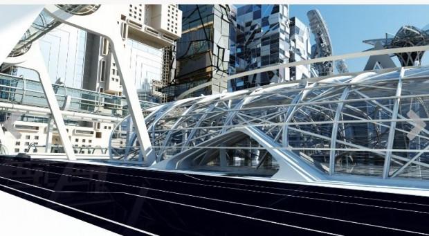 Geleceğin fütüristik şehirleri - Page 3