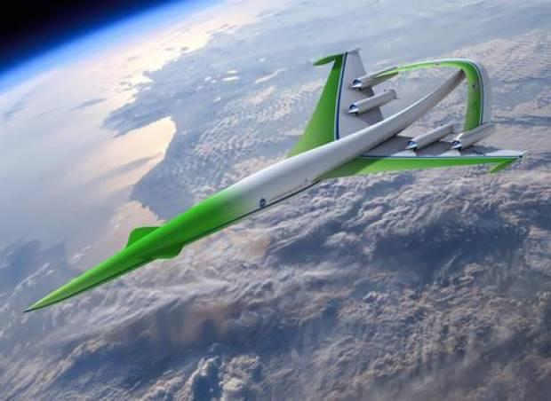 Geleceğin harika tasarımlı uçakları - Page 3