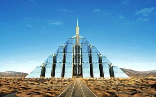 Geleceğin Mimari Yapıları - Page 4