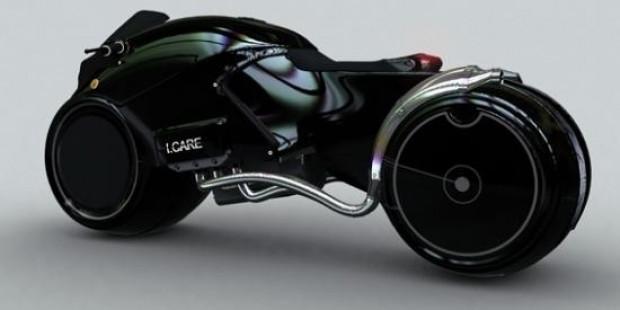 Geleceğin motosikletleri asfaltı ağlatacak! - Page 2