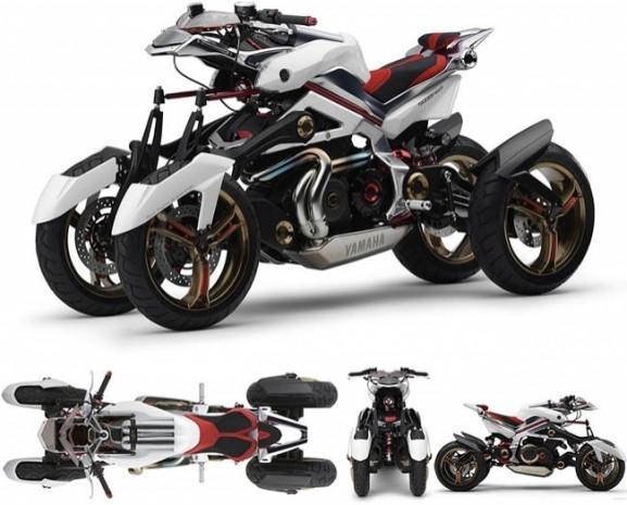Geleceğin motosikletleri asfaltı ağlatacak! - Page 4