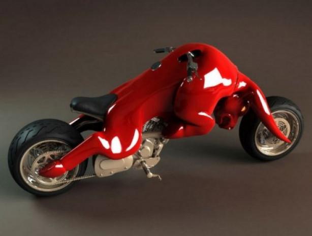 Geleceğin motosikletleri - Page 1