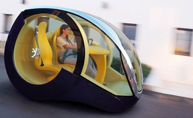 Geleceğin otomobilleri bu özelliklerde olacak - Page 2