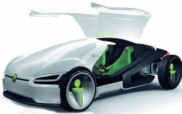Geleceğin otomobilleri - Page 1