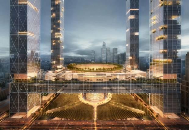 Geleceğin şehir tasarımı - Page 1