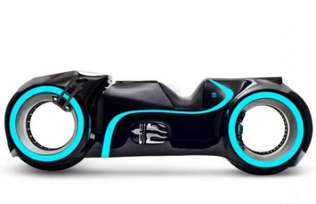 Geleceğin sıra dışı motorsikletleri - Page 1