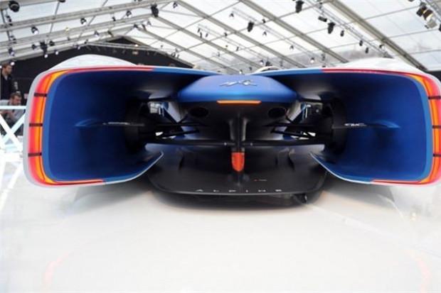 Geleceğin teknoloji ve tasarımı ile buluşan konsept otomobiller - Page 3