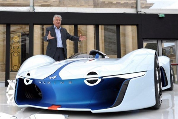 Geleceğin teknoloji ve tasarımı ile buluşan konsept otomobiller - Page 4