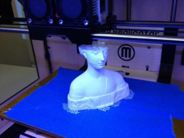 Geleceğin Teknolojisi 3D Baskısının Etkileri - Page 1