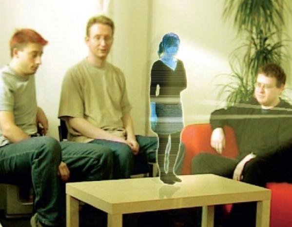 Geleceğin Teknolojisi Hologram - Page 3