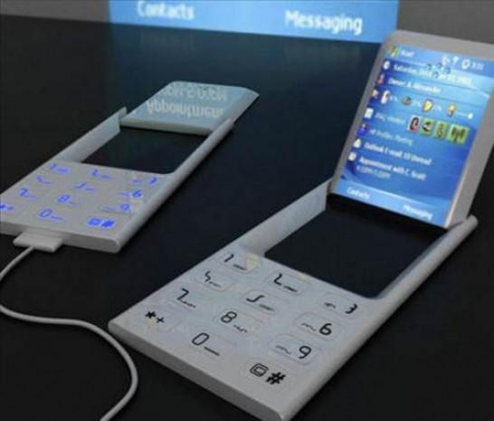 Geleceğin telefonlarını hayal eden tasarımlar - Page 3