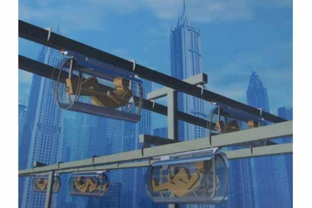 Geleceğin toplu taşıma araçları - Page 3