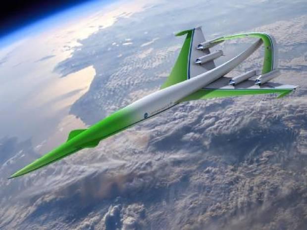 Geleceğin uçak tasarımları! - Page 3