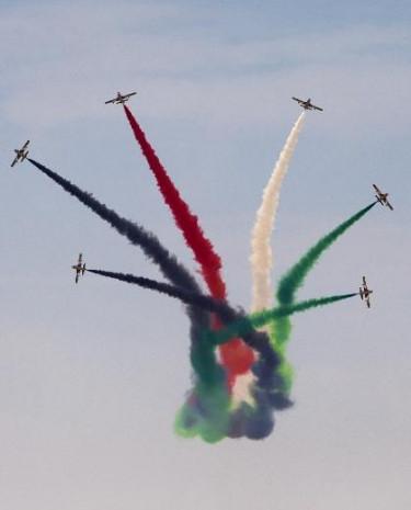 Geleceğin uçakları Dubai'de göründü! - Page 1