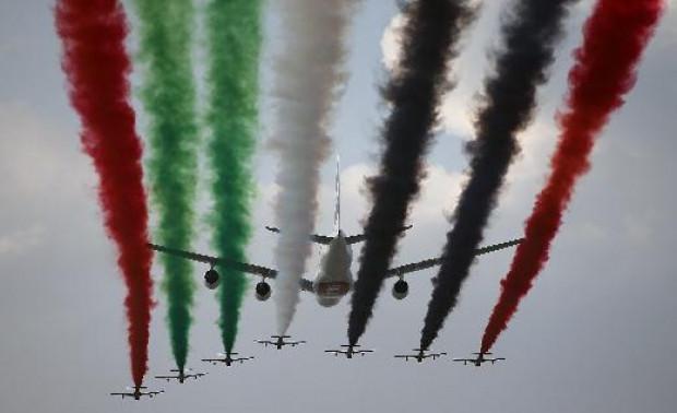 Geleceğin uçakları Dubai'de göründü! - Page 2