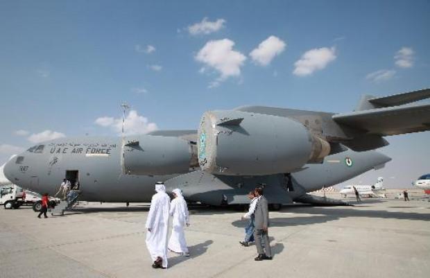 Geleceğin uçakları Dubai'de göründü! - Page 3