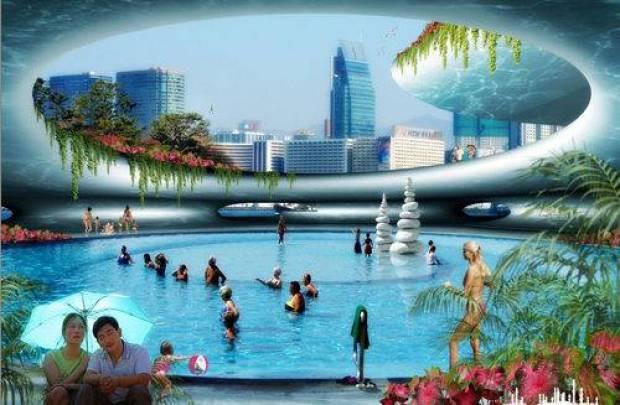 Geleceğin yüzen şehirleri bunlar olacak - Page 3