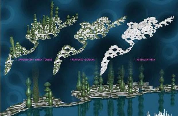 Geleceğin yüzen şehirleri bunlar olacak - Page 4