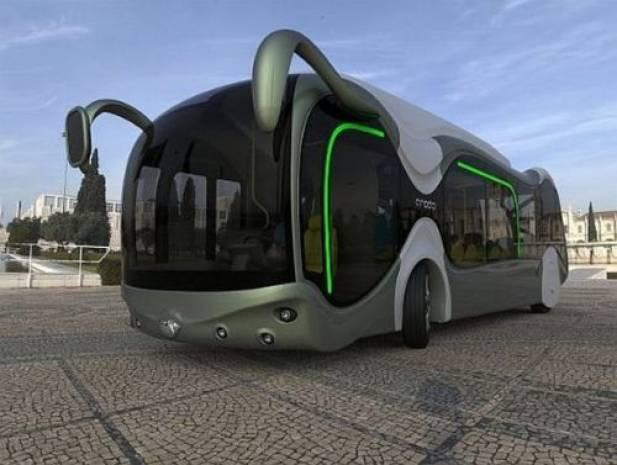 Gelecekte otobüsler böyle olacak! - Page 2