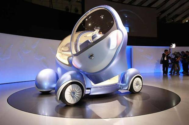 Gelecekteki Otomobiller - Page 2
