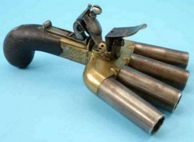 Gelmiş geçmiş en çılgın silah tasarımları - Page 1