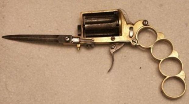 Gelmiş geçmiş en çılgın silah tasarımları - Page 2