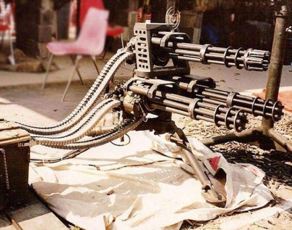 Gelmiş geçmiş en çılgın silah tasarımları - Page 3