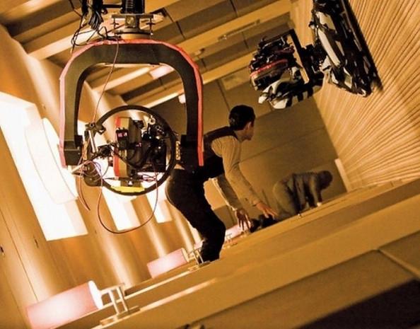 Gelmiş geçmiş en iyi filmlerden biri olan Inception'un kamera arkasından 26 etkileyici fotoğraf kare - Page 4