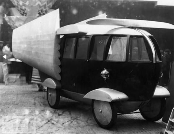 Gelmiş geçmiş en tuhaf tasarıma sahip araçlar! - Page 4