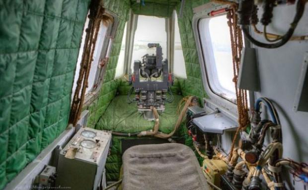 Gemi taklidi yapan uçağın sırrı çözüldü! - Page 1