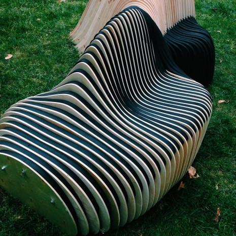 Genç Türk mimar adayları kent mobilyaları tasarladı - Page 1