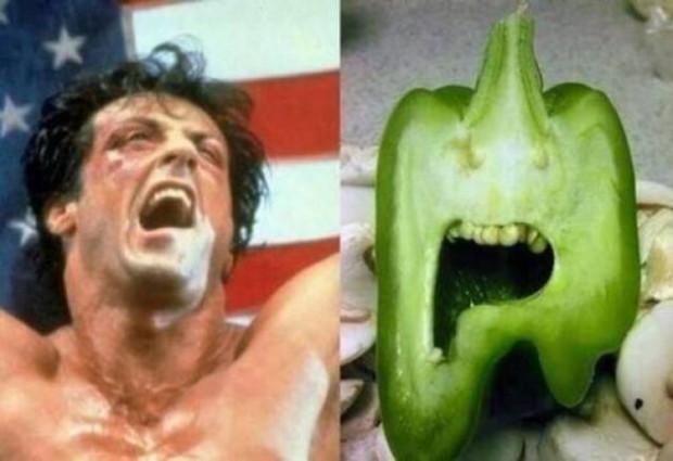 Genetiğiyle oynana sebzeler bu hale geldi! - Page 2