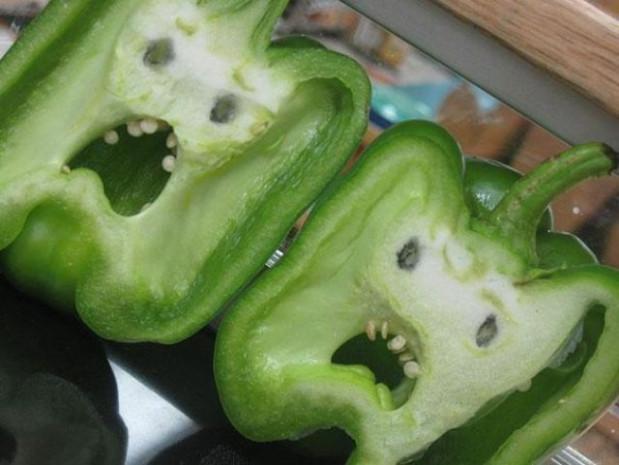 Genetiğiyle oynana sebzeler bu hale geldi! - Page 4