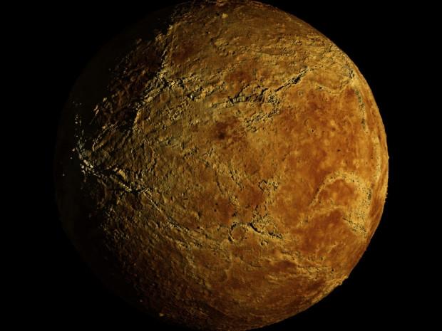 Gezegenler hakkında şaşırtıcı gerçekler! - Page 1