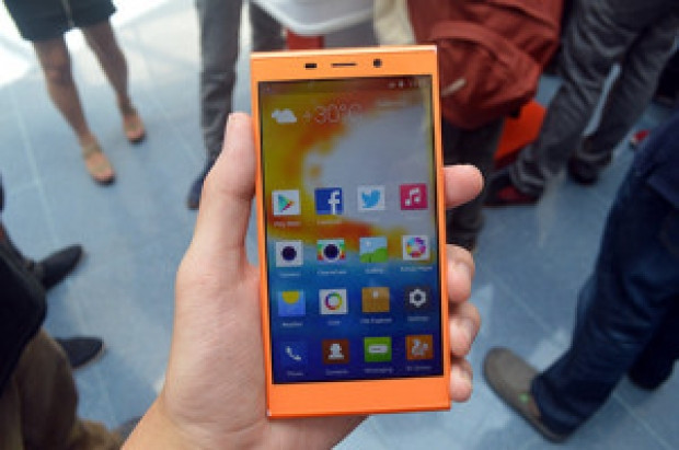 Gionee Elife S7 sadece 5.5 mm - Page 2