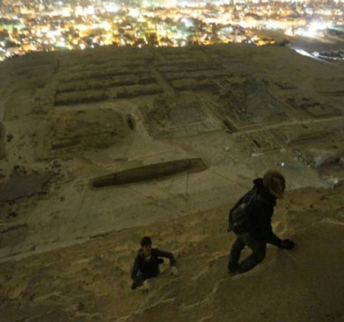 Giza'nın büyük gizemi çözülüyor! - Page 1