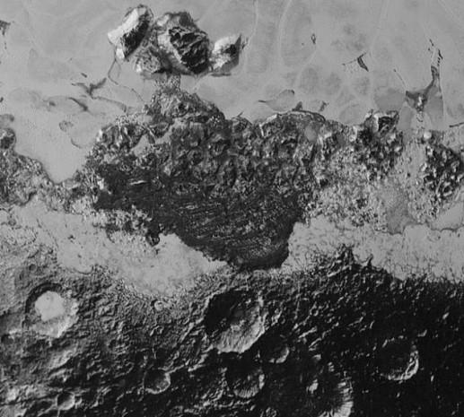 Gizemli gezegende yüzen buz kütleleri - Page 2