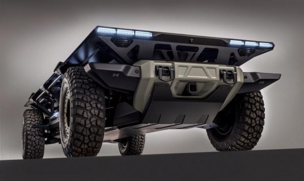 GM, SURUS otonom kurtarma aracını tanıttı - Page 4