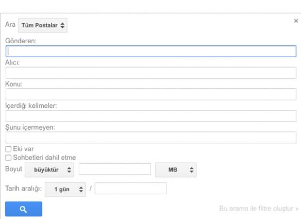 Gmail Kullanıcılarının Bilmesi Gereken İpucular - Page 1