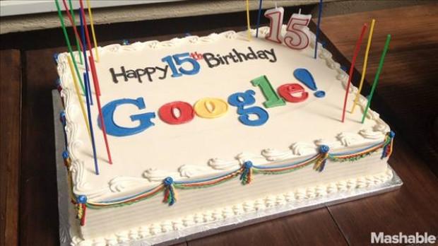Google 15 yıl önce burada doğdu! - Page 1