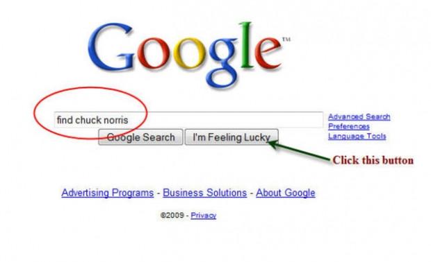 Google arama motorunun ilginç özellikleri - Page 2