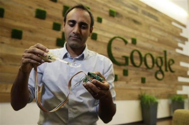 Google el titremelerine karşı ürünler yaptı! - Page 4
