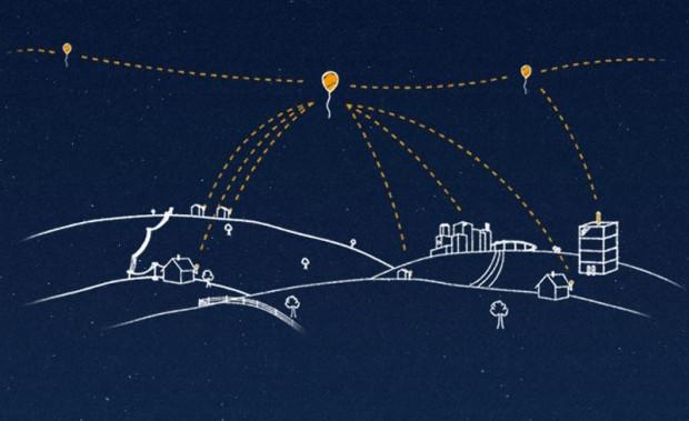 Google, balon projesiyle dünya genelinde internete erişimi sağlayacak - Page 1